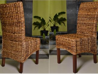 Abaca chair