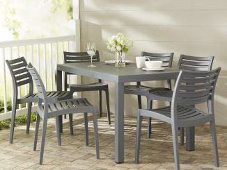 Mercury dining set